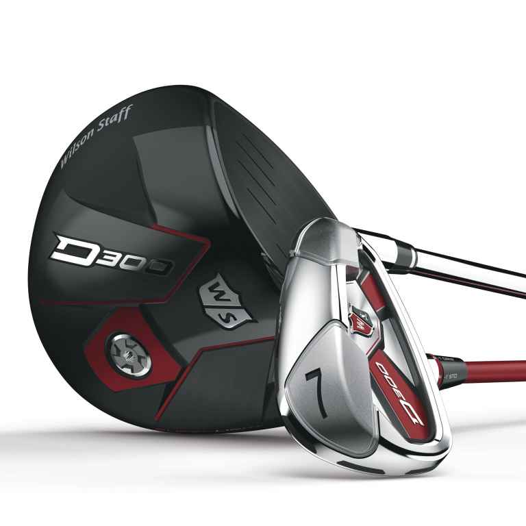 Wilson Staff unveil D300 driver, fariway wood, hybrid and irons