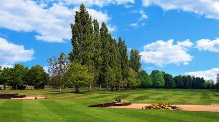 Golf club left STUNNED as 15 of its flags are stolen