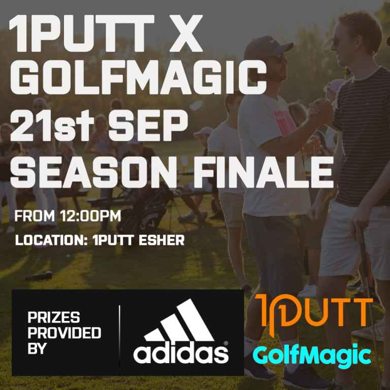 GolfMagic collabs with 1PUTT for epic new Scramble tournament!