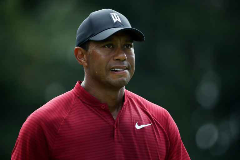Tiger Woods Uses New Taylormade Juno Putter In Dell Tech