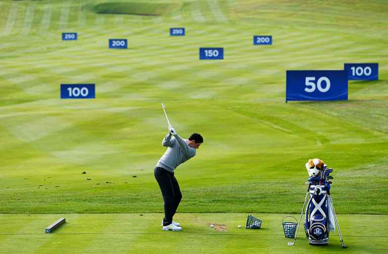 6 golf tips every beginner needs to try on the driving range