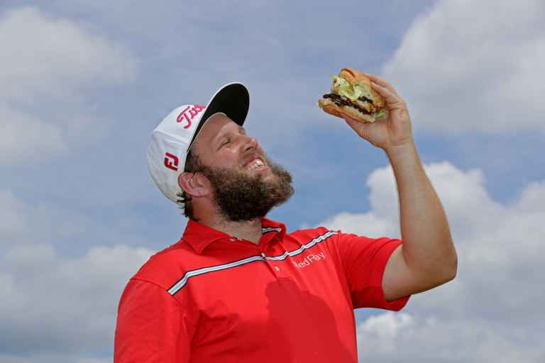 Andrew 'Beef' Johnston told 'beard is bad for golf'