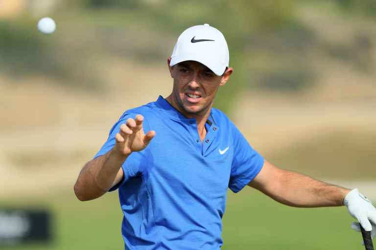 Rory McIlroy to play with Callaway clubs and Titleist ball