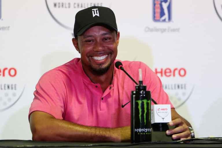 Tiger Woods Hero World Challenge practice round best pictures