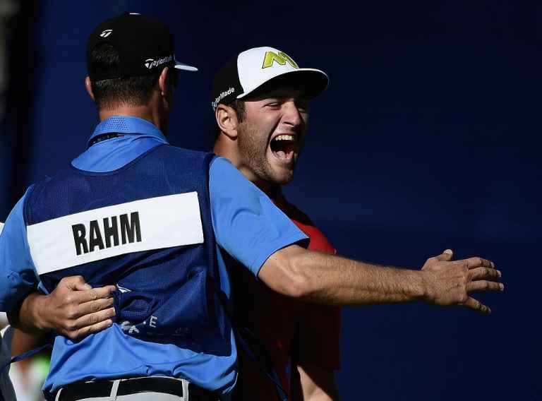 Rahm wins Farmers Insurance Open