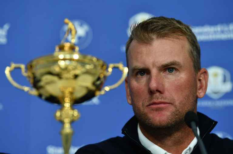 Karlsson named European Ryder Cup vice-captain