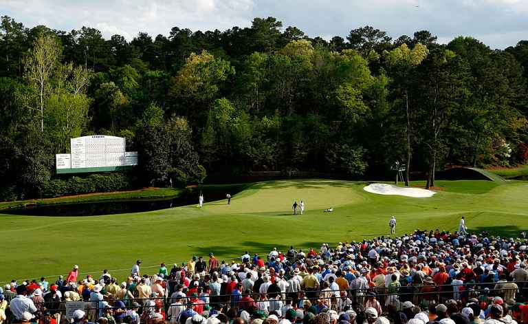 Best 18 holes in golf by their actual hole number