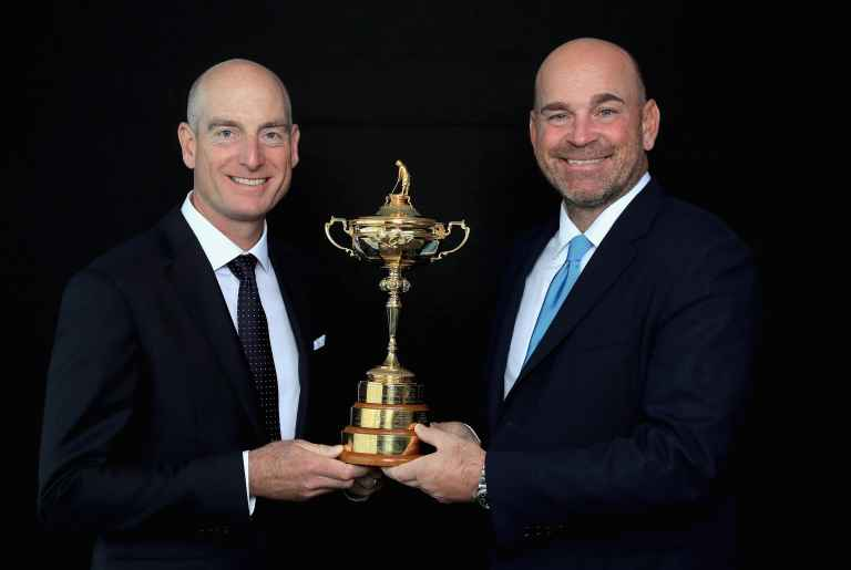 Rando withdraws name from European Ryder Cup Team consideration