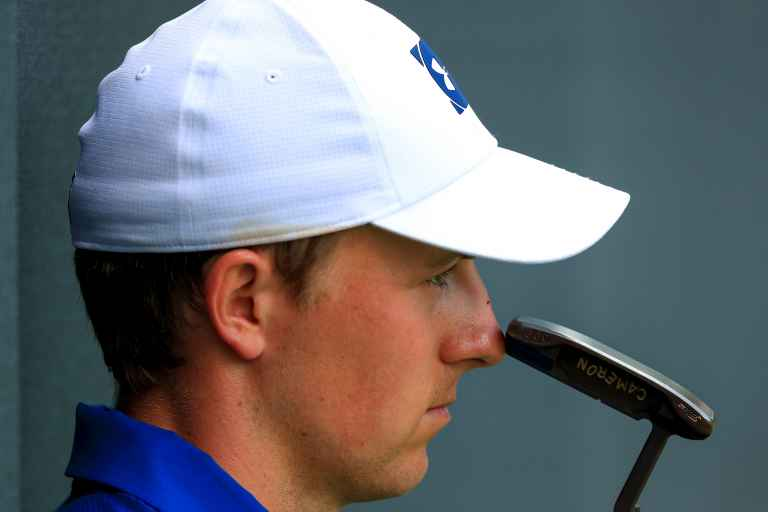 How to putt like Jordan Spieth, but right now, do you really want to?!