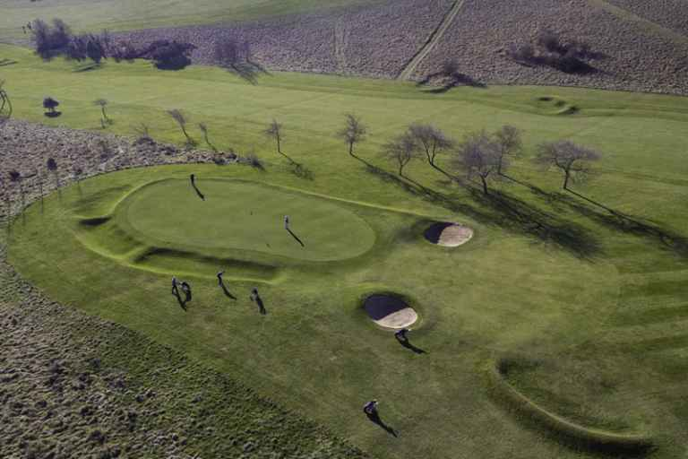 Top 5 UK golf deals and packages from £99