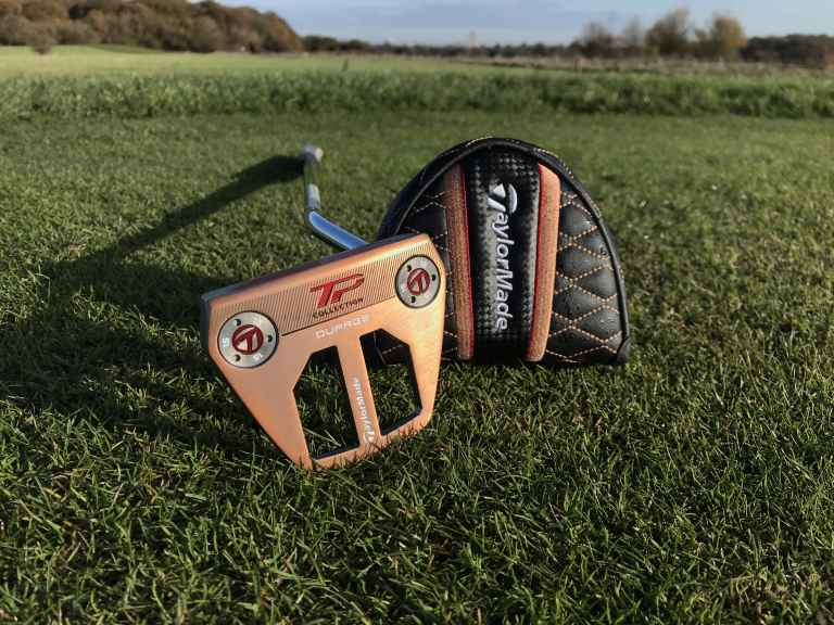 TaylorMade TP Patina DuPage Putter Review