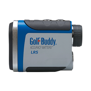 GolfBuddy LR5 rangefinder review