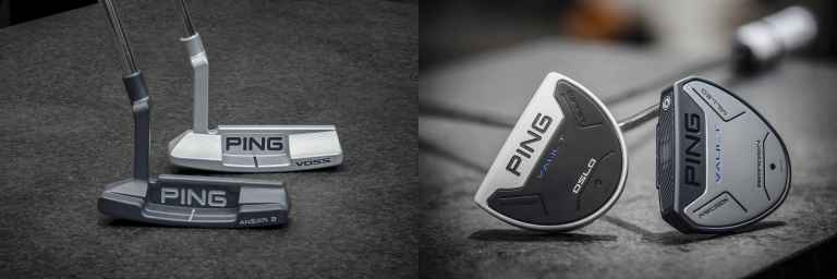 PING launches Vault putters