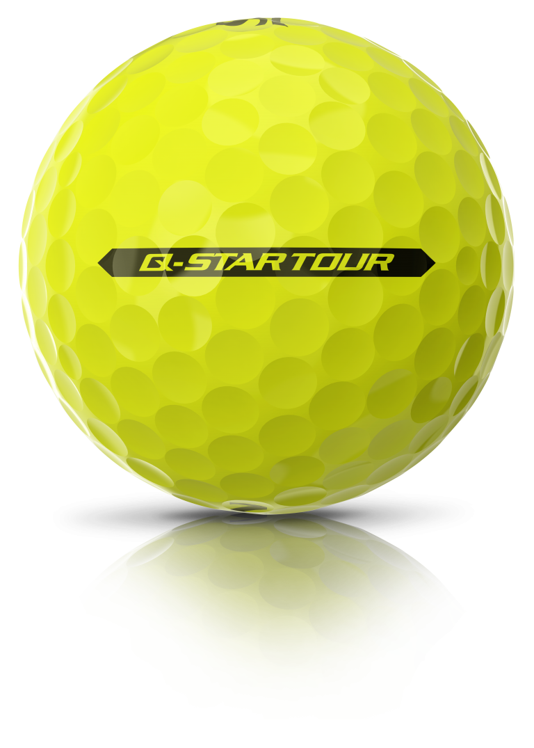 Srixon Q-STAR TOUR golf ball - FIRST LOOK