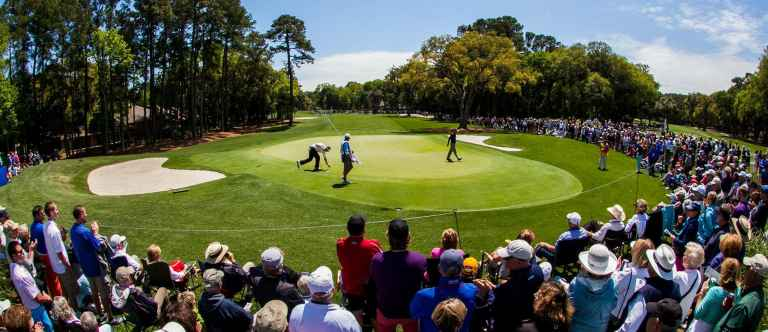 Dustin Johnson claims Augusta National can be likened to Harbour Town