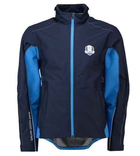 Galvin Green Ryder Cup jackets perform well under pressure - FACT!