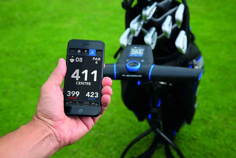 Motocaddy launches S5 Connect with free GPS app