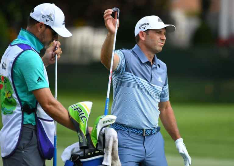 Sergio Garcia: European Tour and PGA Tour must start permitting SHORTS