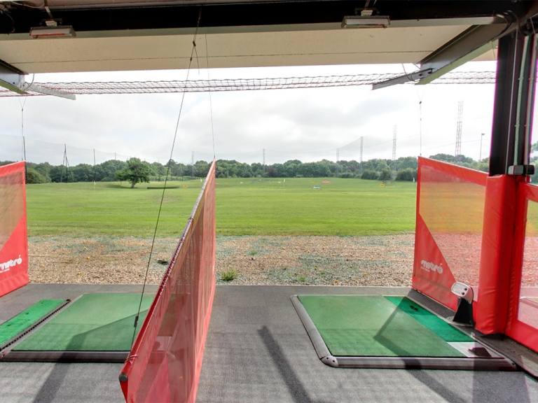 Ten golf driving ranges in London