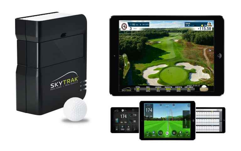 SkyTrak launch monitor to increase in price on 1 January
