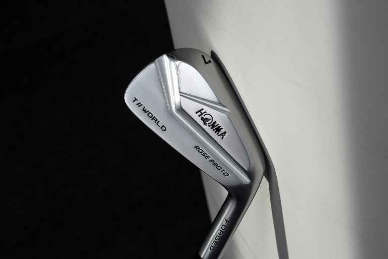 HONMA launches 'ultimate' irons played by Justin Rose