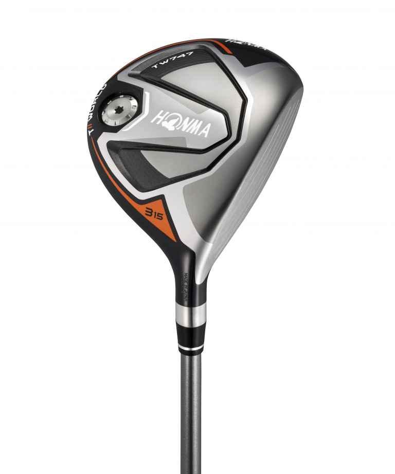 HONMA Golf launches TWorld747 golf club range for 2019