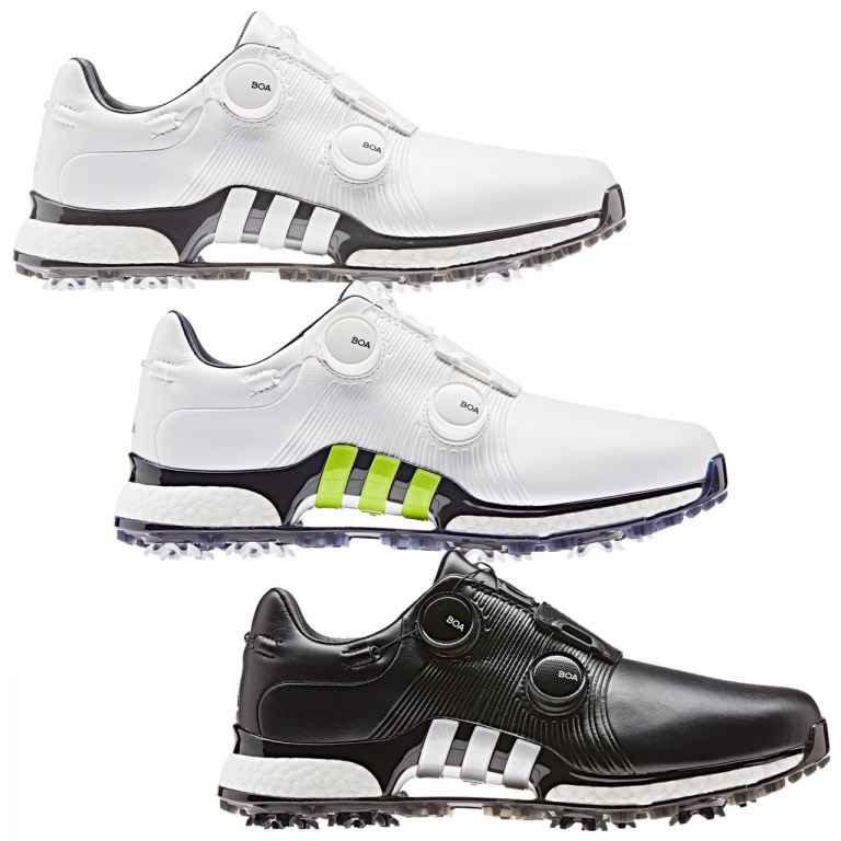 adidas Tour360 XT Twin BOA golf shoe REVIEW