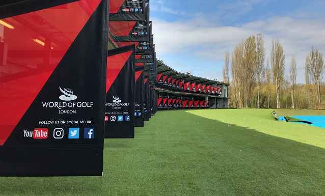 Best driving ranges near me - London, South East