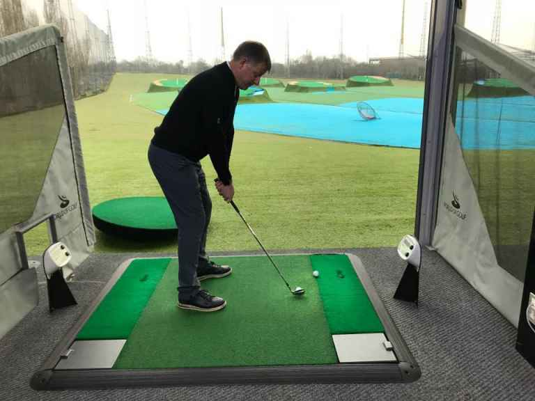 How adjusting golf ball position can affect ball flight