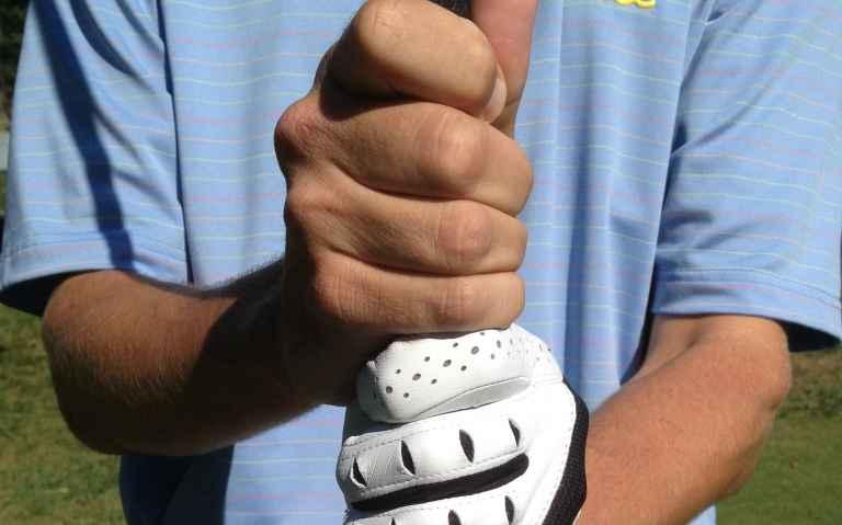 Step 3: Grip style