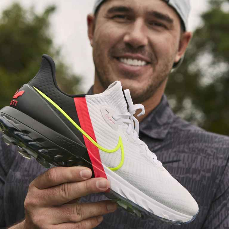 Nike Golf reveals Brooks Koepka's Air Zoom Infinity Tour golf shoe