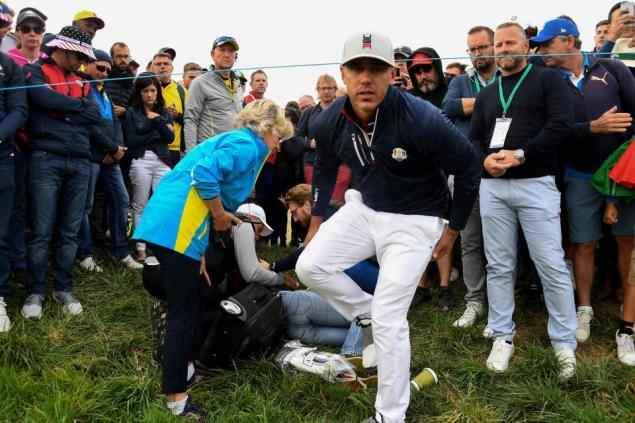 """Koepka: """"My stomach sank, it was one of the worst days of my life"""""""
