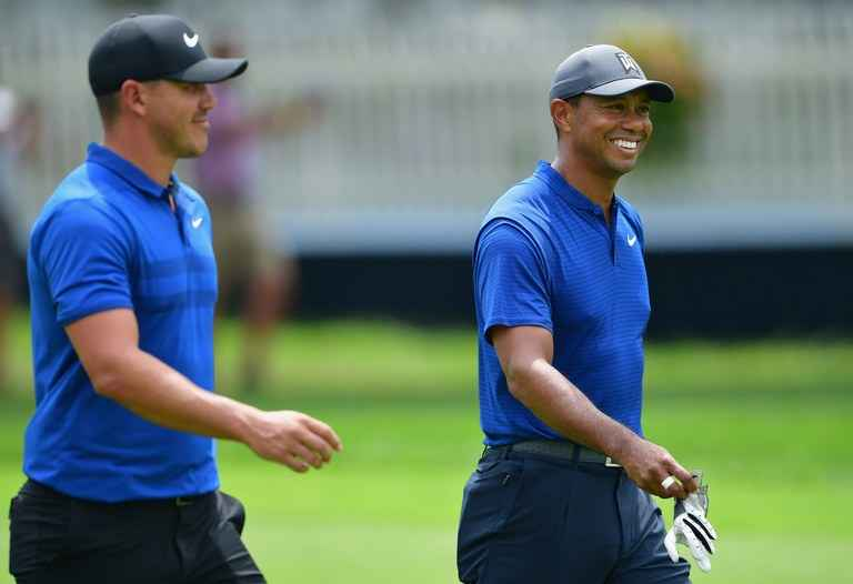 You won't believe how many majors Brooks Koepka thinks he can win...