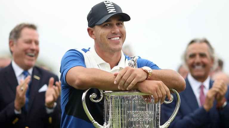 Brooks Koepka beats Rory McIlroy to 2019 PGA Player of the Year award