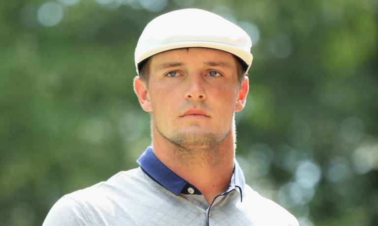 Piers Morgan urges Bryson DeChambeau to QUIT golf after more slow play