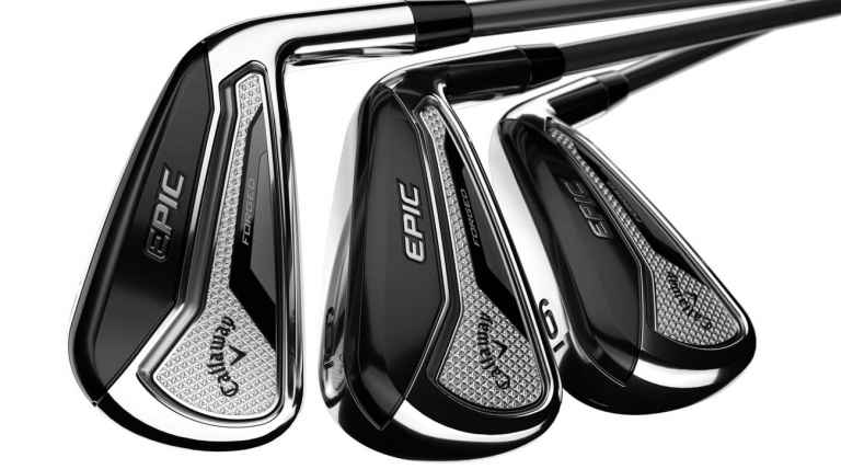 Callaway reveals Epic Flash Forged irons and Epic Flash Hybrids