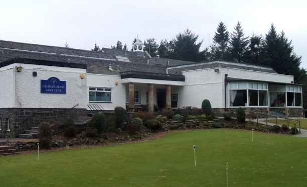 Bigotry row over Queen's portrait at Glasgow golf club