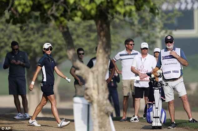Dubai Ladies Masters suspended after death of caddie