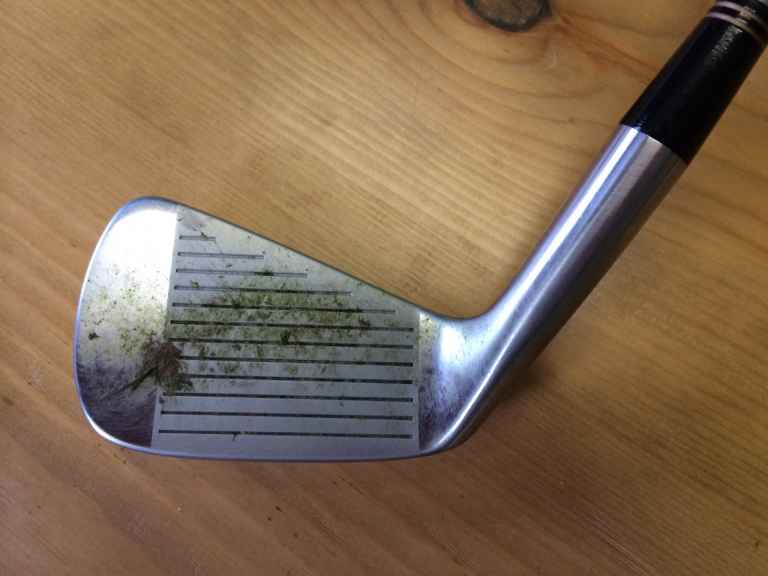 We asked 500 golfers how often they clean their golf clubs...