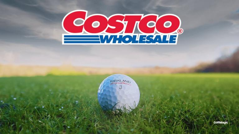 How GOOD is the Costco Golf Ball? | Kirkland Signature Review