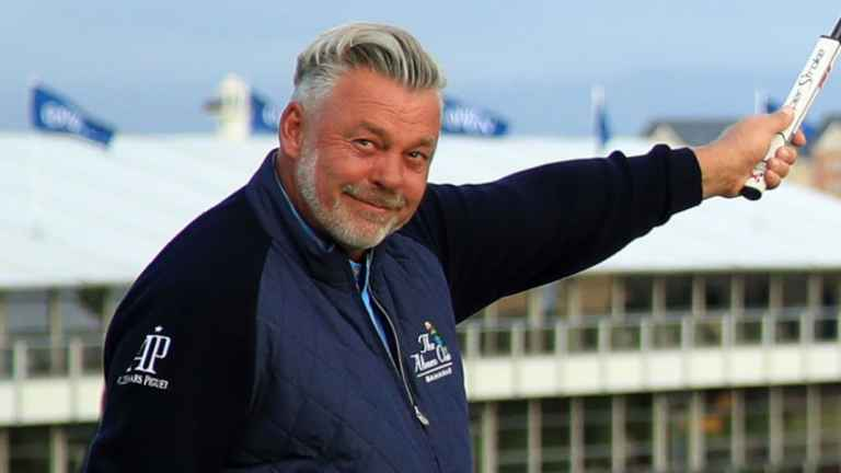 Darren Clarke has a simple solution to combat slow play