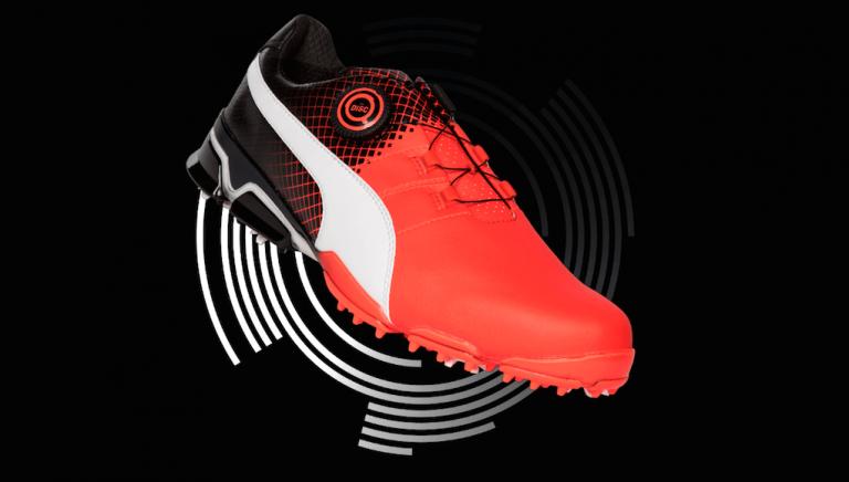 Puma TitanTour Ignite Disc shoe review