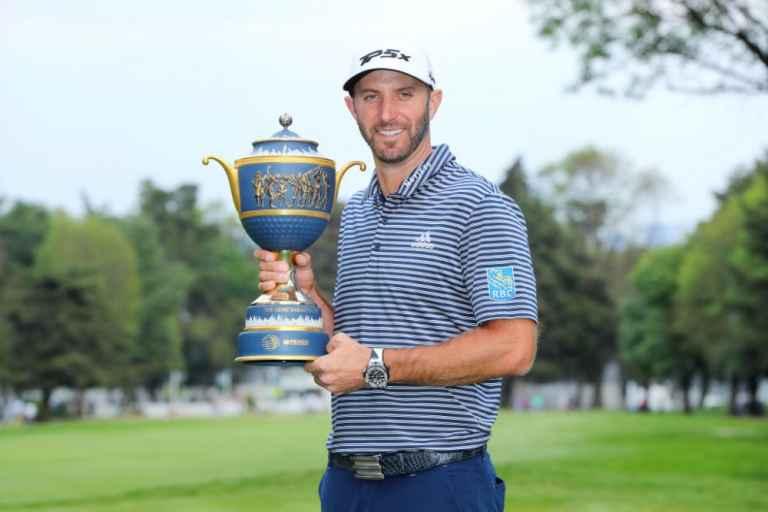 "Dustin Johnson on his PGA Tour slump: ""I've got 2 months, I'm excited"""