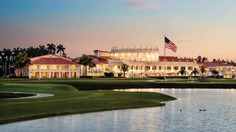 Trump resort to host STRIP CLUB golf tournament with caddy girls
