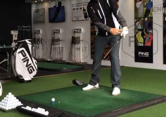 WATCH: How to hit a low driver into the wind - TOP GOLF TIP!