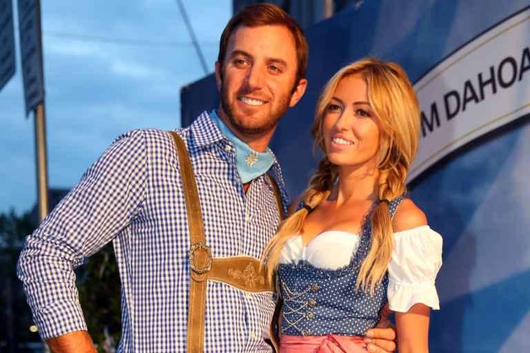 Dustin Johnson posts update on split rumour with Paulina Gretzky