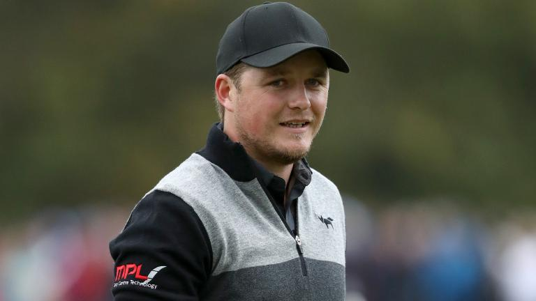 Eddie Pepperell credits mum for helping him win British Masters