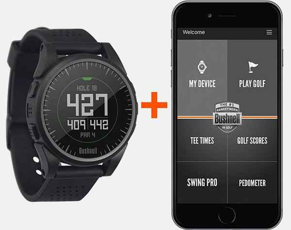Bushnell Excel Black GPS watch review