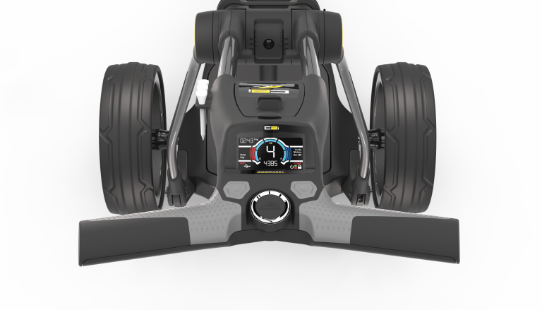PowaKaddy upgrades Compact C2i electric trolley for 2018