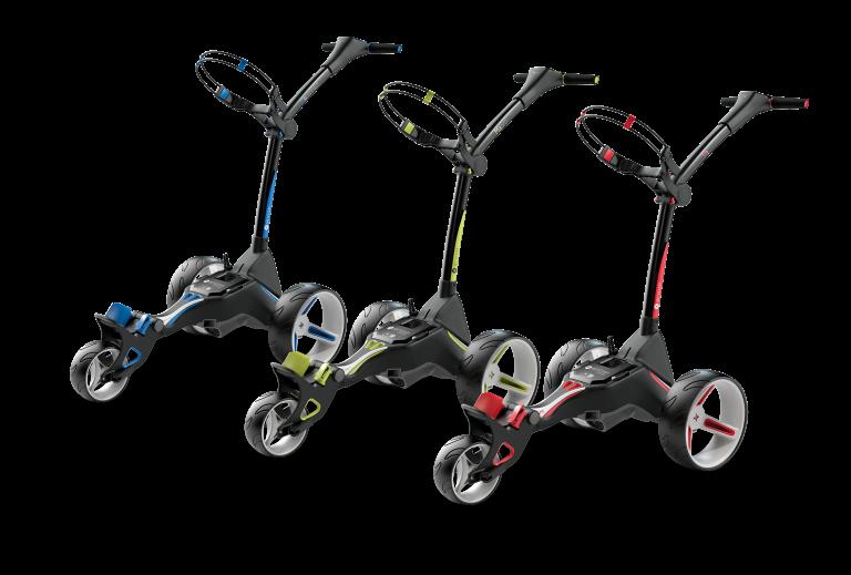 Motocaddy launch new M-Series range of electric trolleys | GolfMagic